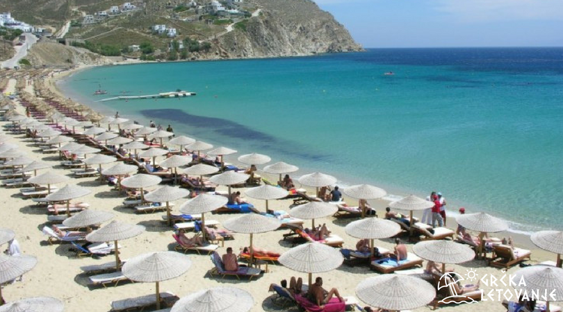 Best Island Beaches For Partying Mykonos St Barts: Mikonos Plaže (10 Slika)