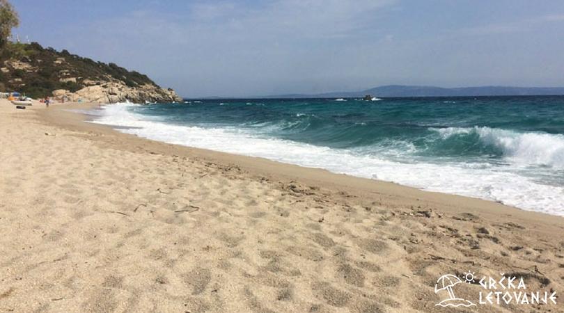13 rajskih plaža Sitonije