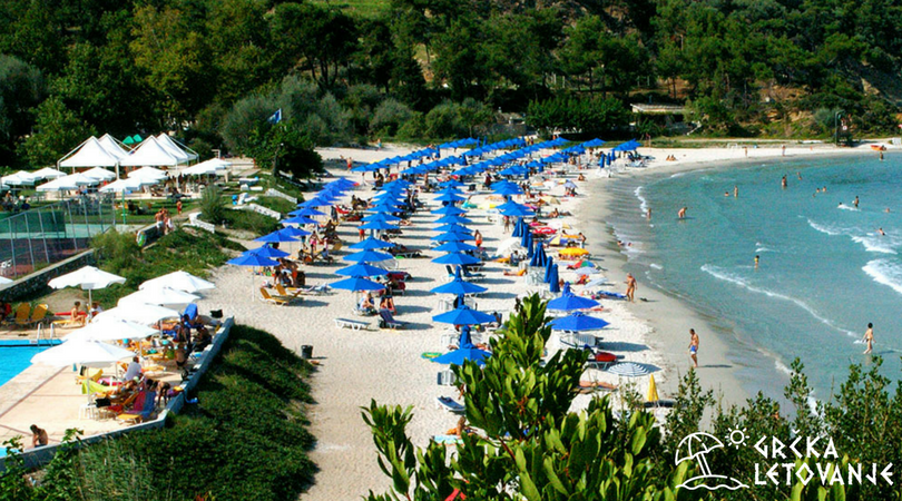 Skrivene plaže Tasosa